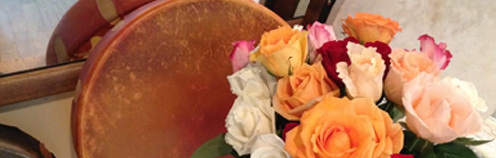 drums_flowers